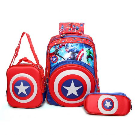 Captain America Red Set