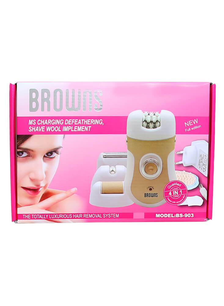 BROWNS BS-903 Hair Removal