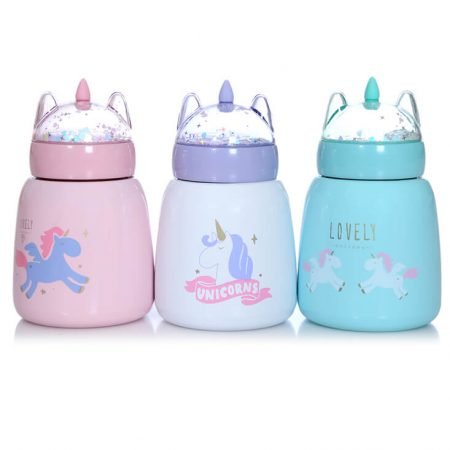 Lovely Unicorn Vacuum Cup