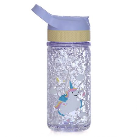 Purple Unicorn Water Bottle